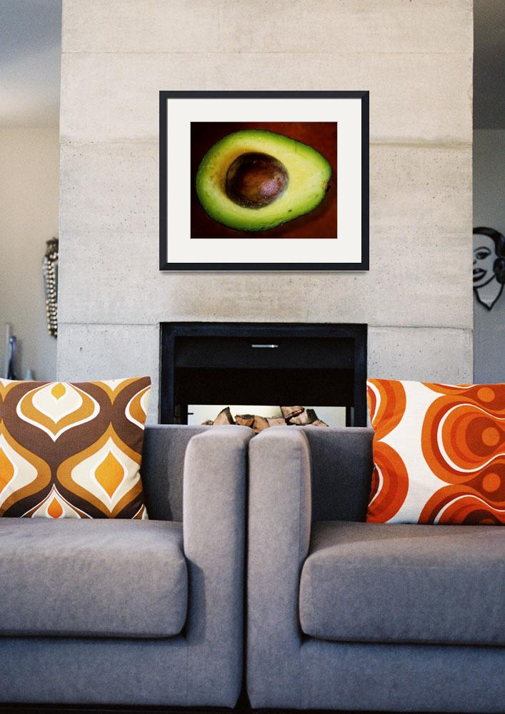 """""""Avocado&quot  (2008) by here_and_now"""