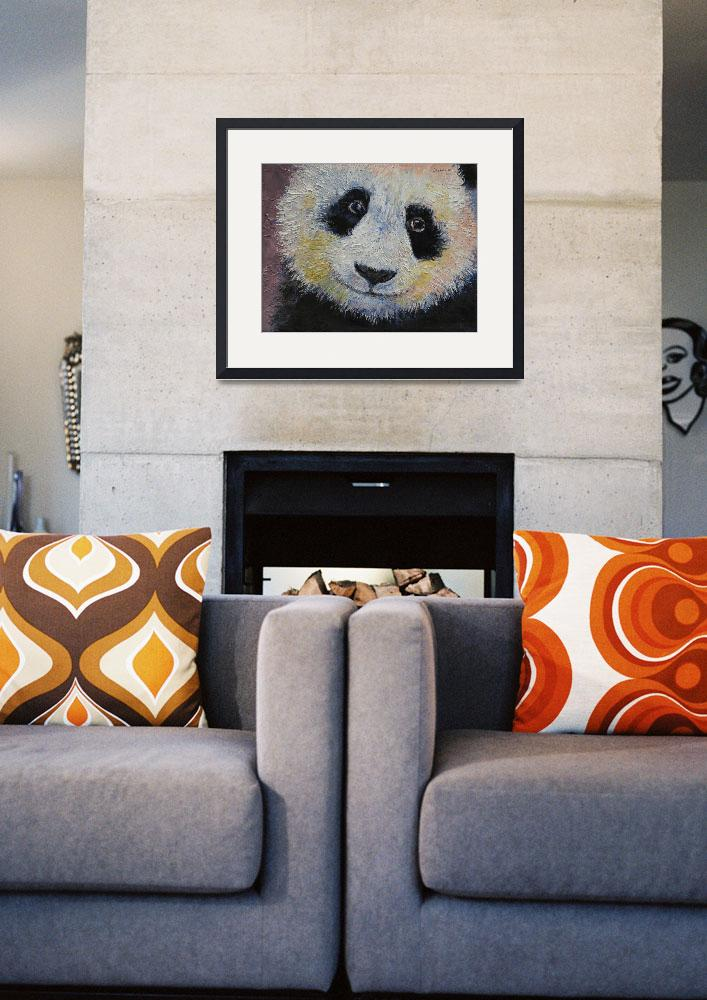 """""""Panda Smile&quot  by creese"""