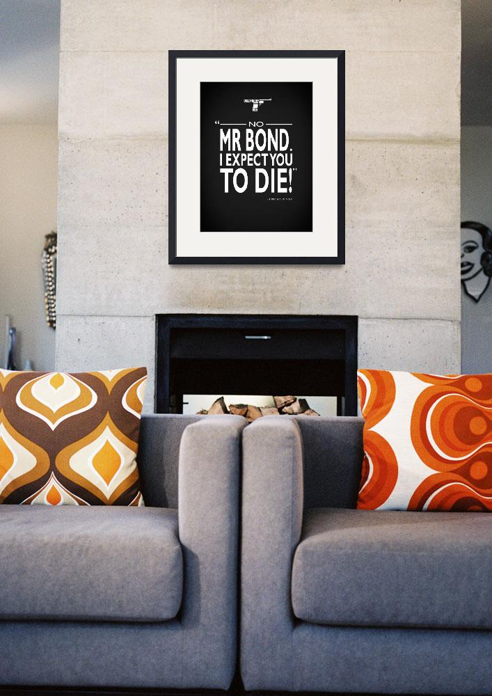 """""""Goldfinger - Expect You To Die&quot  (2015) by mark-rogan"""