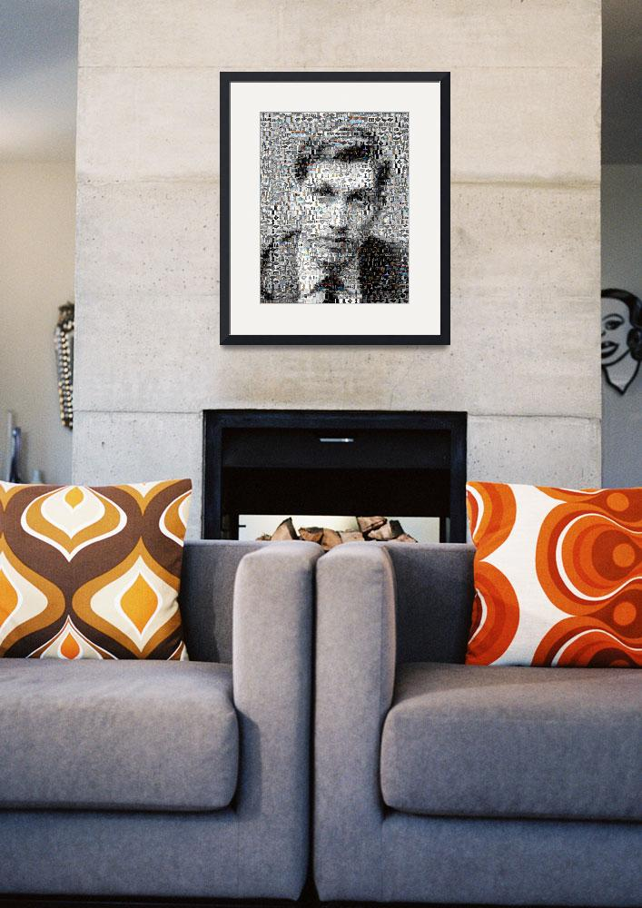 """""""Bobby Fischer CHESS Amazing Montage Mosaic MUST SE&quot  (2009) by finalscore"""