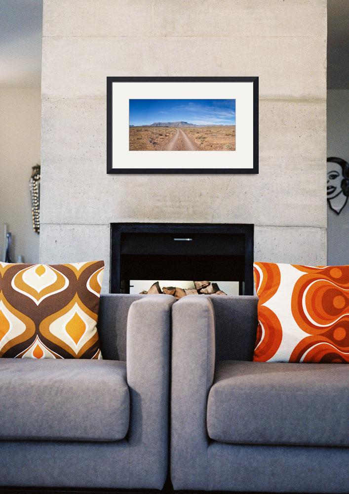 """""""The Karoo""""  (2017) by CathyWithersClarke"""