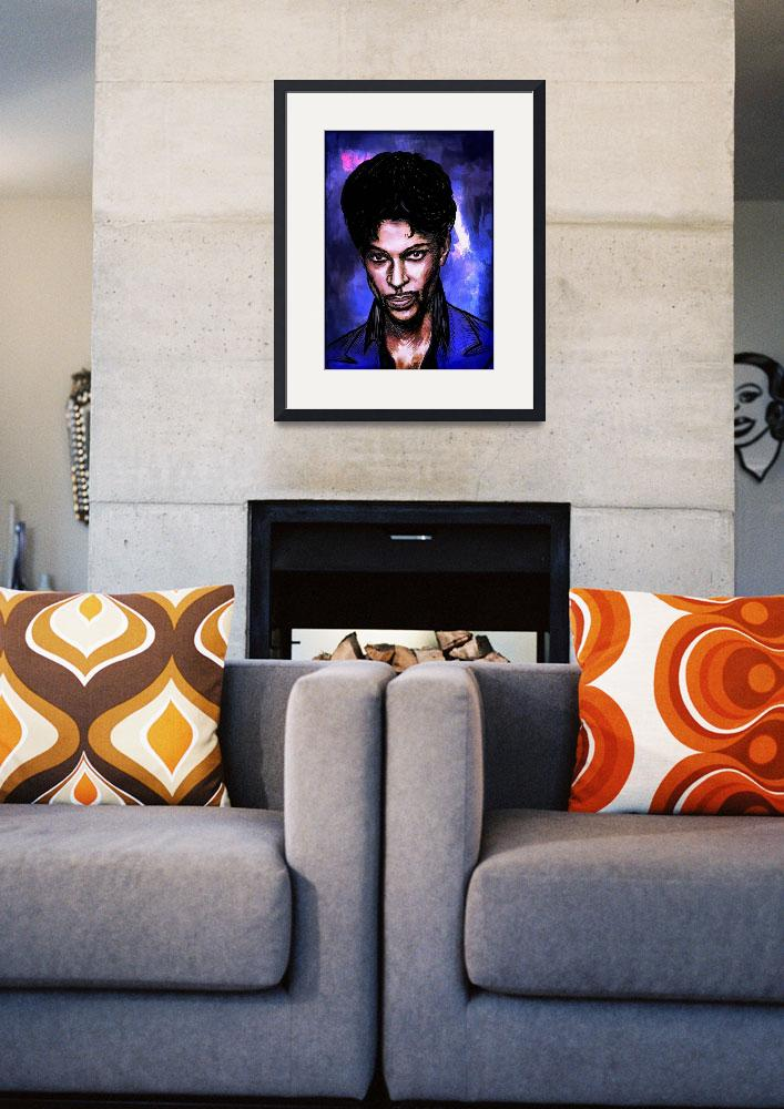 """Music Legend  Prince&quot  (2016) by andy551"