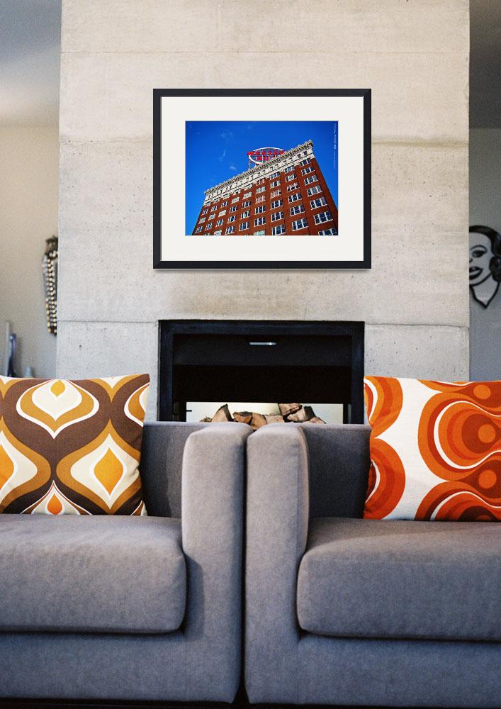 """""""Western Auto Lofts, 30 Dec 2010&quot  by photographybyROEVER"""