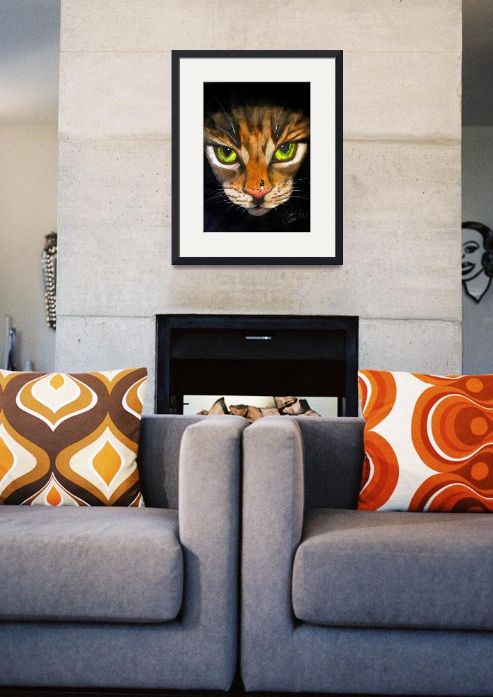 """""""Tigger""""  (2009) by ChrisCrowley"""