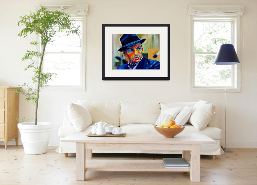 """""""Sinatra&quot  (2009) by Vel"""