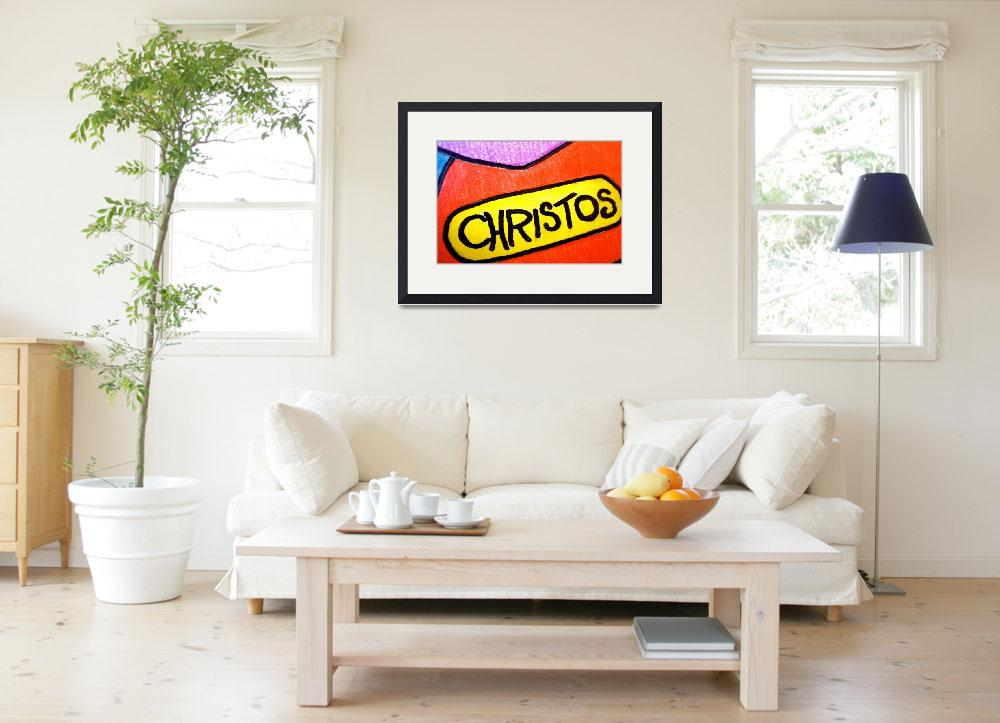 """""""Christos&quot  (2010) by EOTL"""