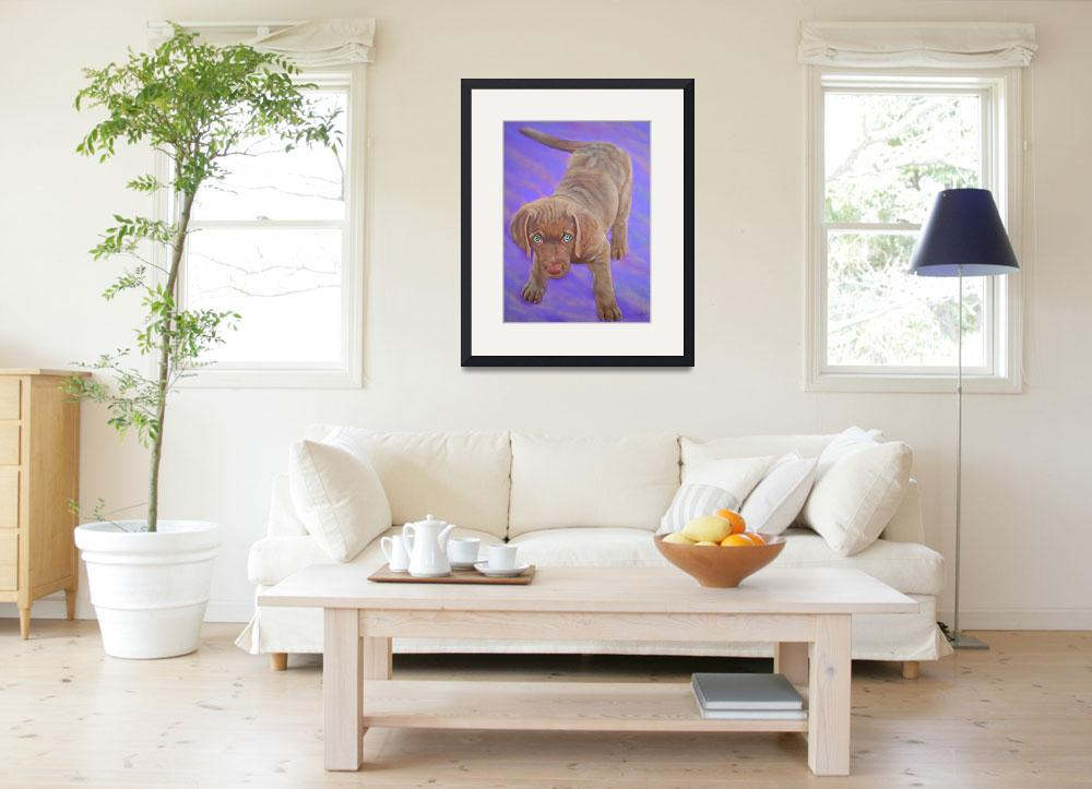 """""""Chesapeake by the Bay&quot  (2006) by ArtPrints"""