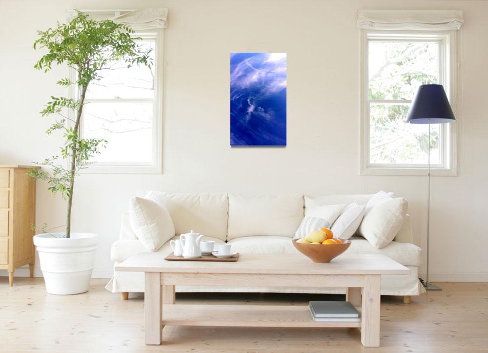 """""Miami Beach Clouds 4"" #8112814&quot  (2014) by achimkrasenbrinkart"