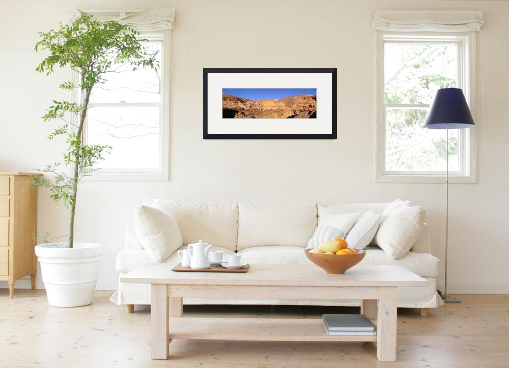 """""""Artists Palette Death Valley National Park CA&quot  by Panoramic_Images"""