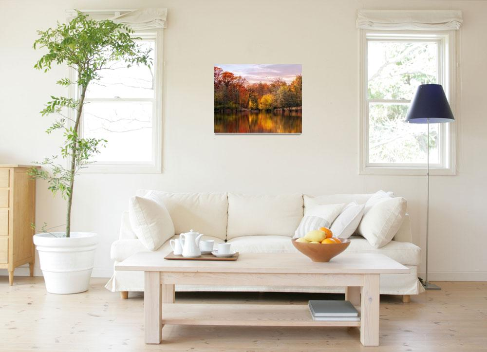 """""""Autumn Impressions&quot  (2011) by JessicaJenney"""