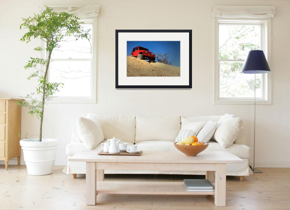 """jeep-desert-hill-crest-0252""  by travel"