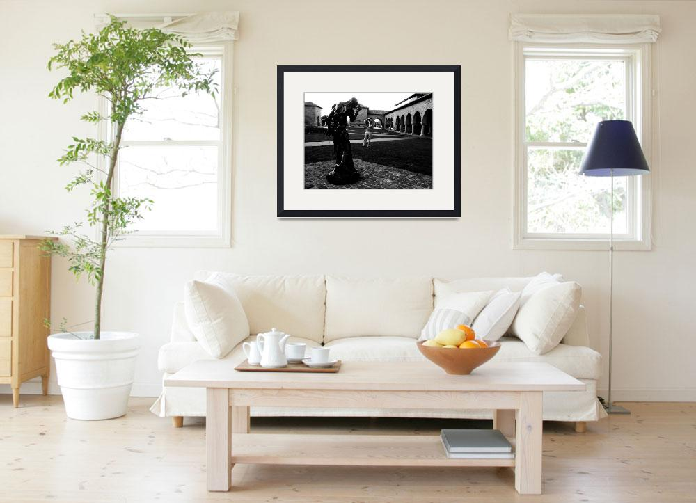 """""""Photographing Memorial Court I&quot  (2009) by Pax"""