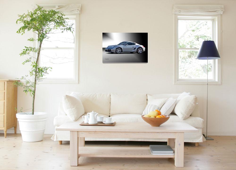 """2006 Porsche Cayman S w-sig&quot  by FatKatPhotography"