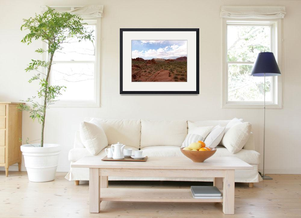 """""""Valley of Fire 001""""  by macula"""