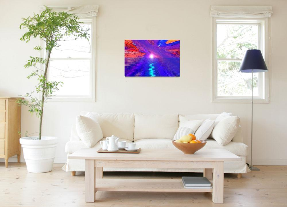 """""""Sunrise 2&quot  (2010) by Chicagoartist1"""