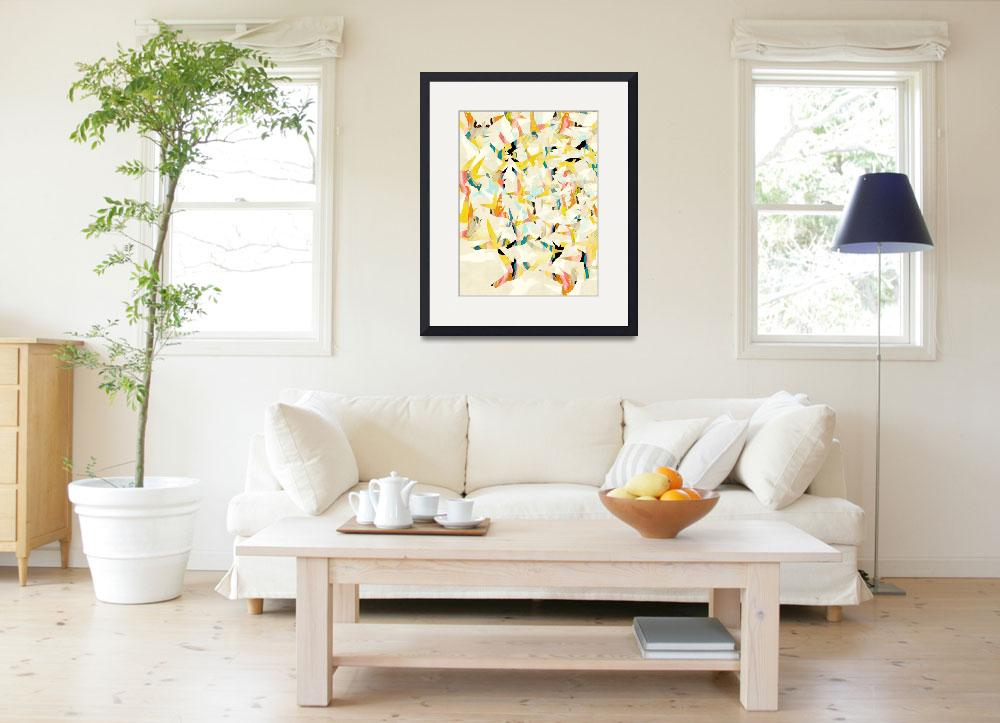 """""""Color Migration on Cream&quot  by cozamia"""