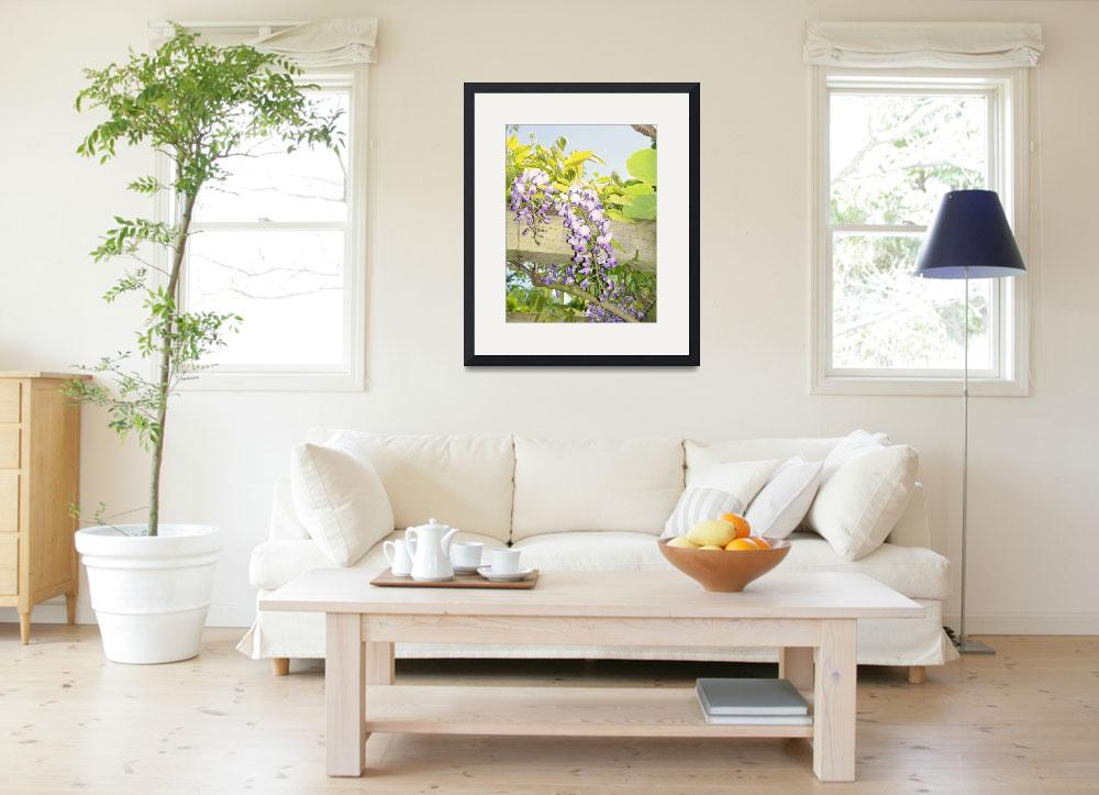"""""""Wisteria&quot  (2011) by rewards4life"""