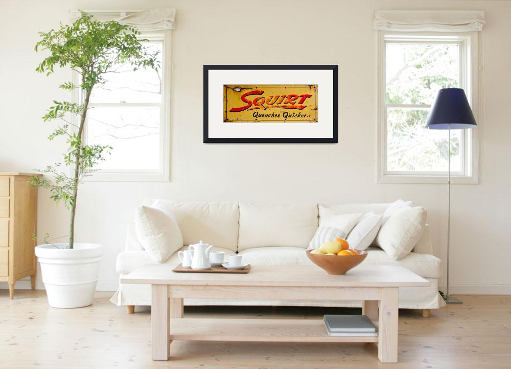 """""""Squirt 1947&quot  (2007) by ThisBoyGallery"""
