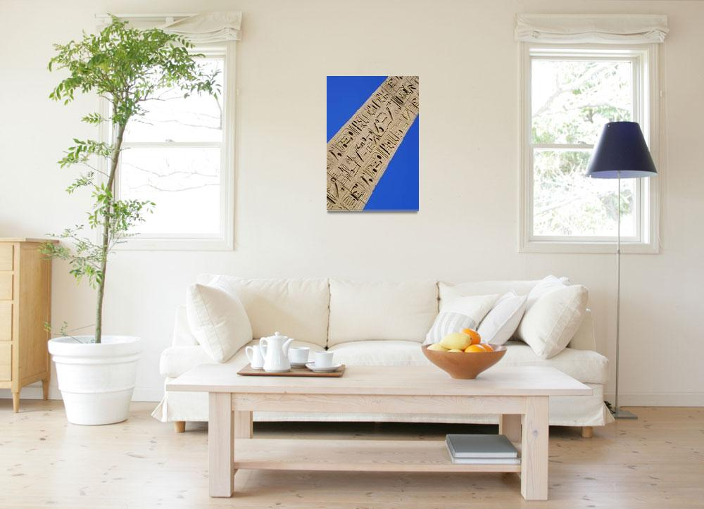 """Egyptian Obelisk""  by petrsvarc"
