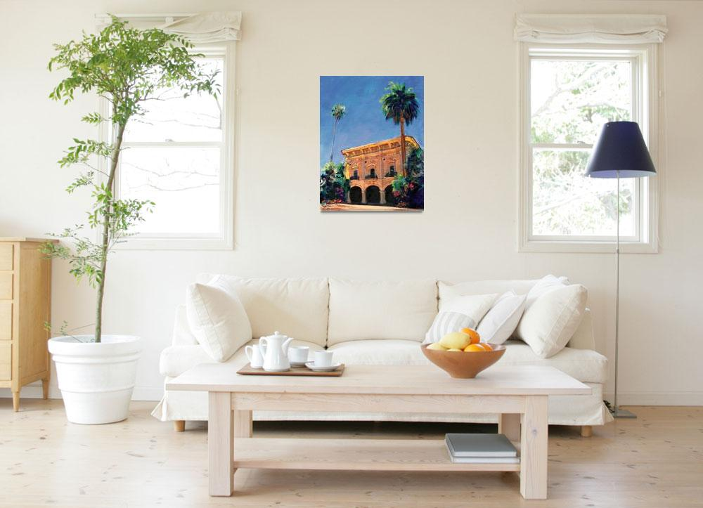 """Casa de Balboa San Diego&quot  (2007) by RDRiccoboni"