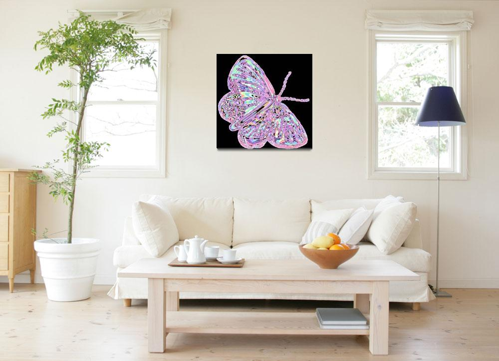 """""""butterfly purple""""  by lizmix"""