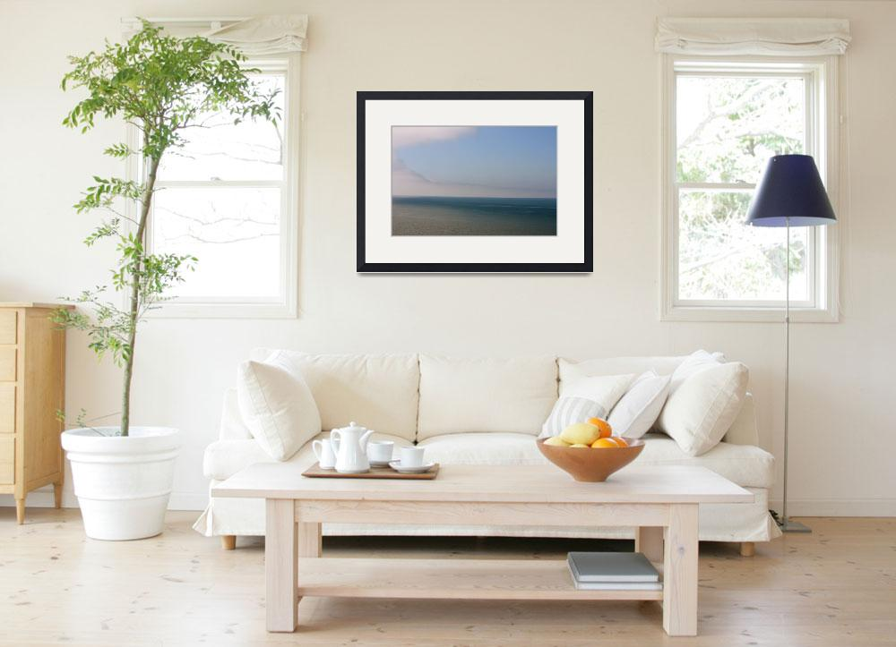"""""""Pacific Ocean Edge&quot  (2008) by Ema"""