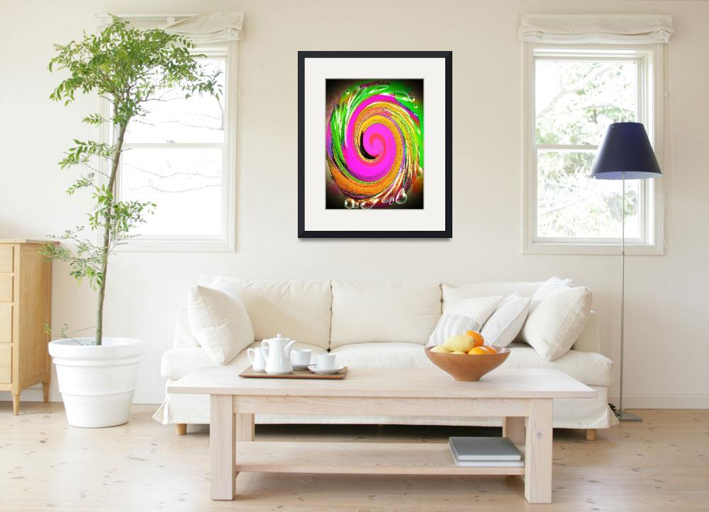 """""""Swirly  Thing&quot  by Chermom"""