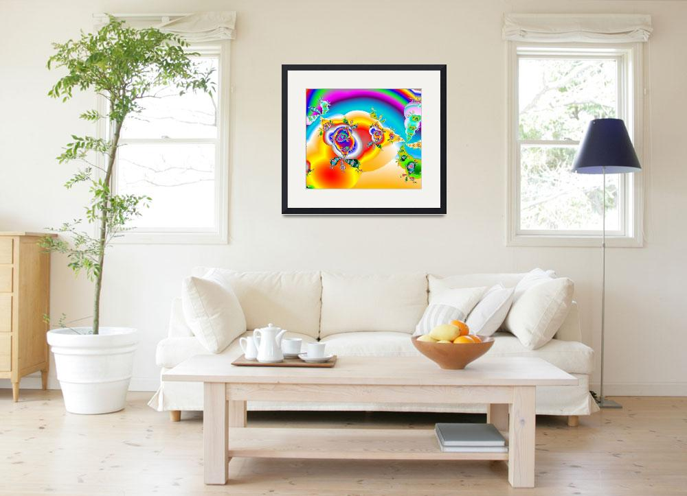 """""""Rainbows and Roses&quot  by rosemariesw"""