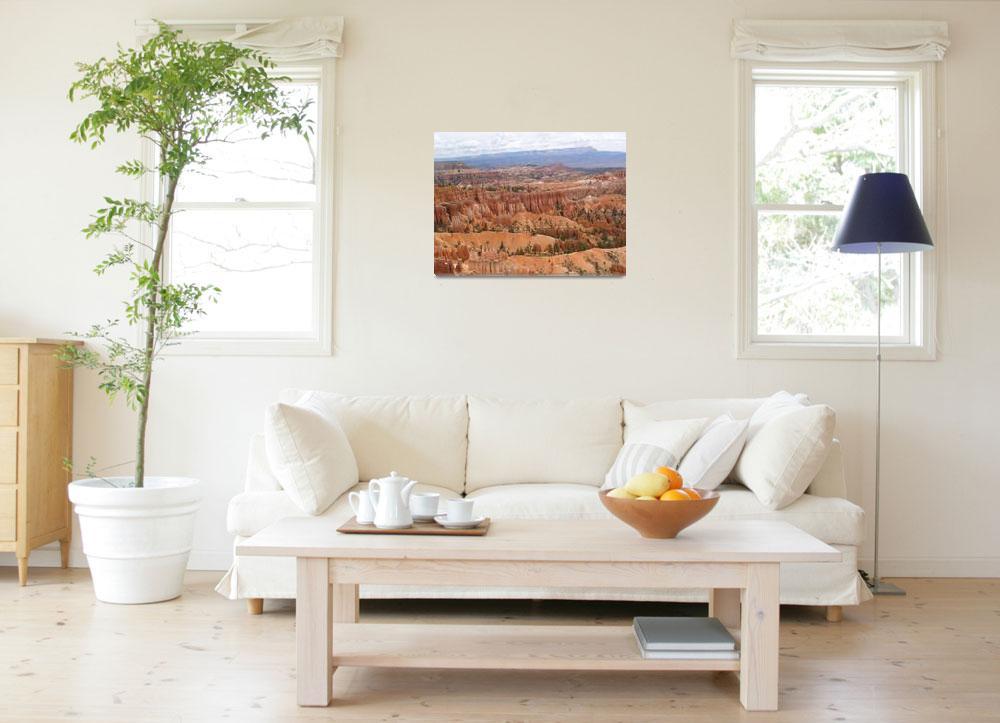 """Bryce Canyon""  (2009) by Martina72"