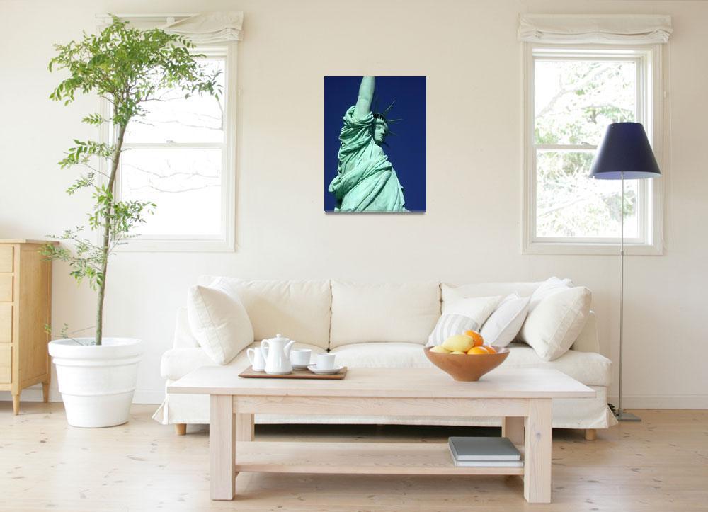 """Lady Liberty""  (2007) by MattParry"