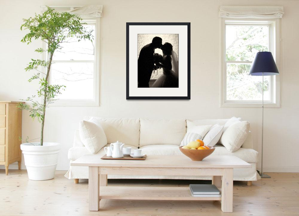 """""""newlyweds kiss&quot  by pashatp"""