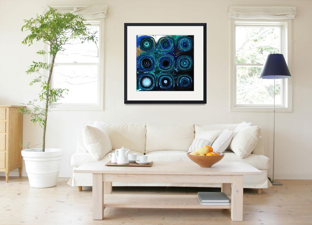 """""""Moody Blues A 3&quot  by psovart"""