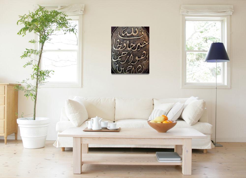 """""""Arabic""""  (2014) by brianraggatt"""