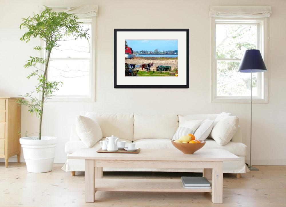 """""""Coastal Country Life&quot  by EssentialBriezzePhoto"""