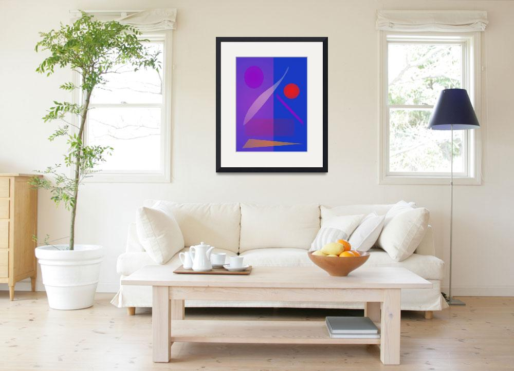 """""""At Three in the Afternoon Minimal Art&quot  by masabo"""