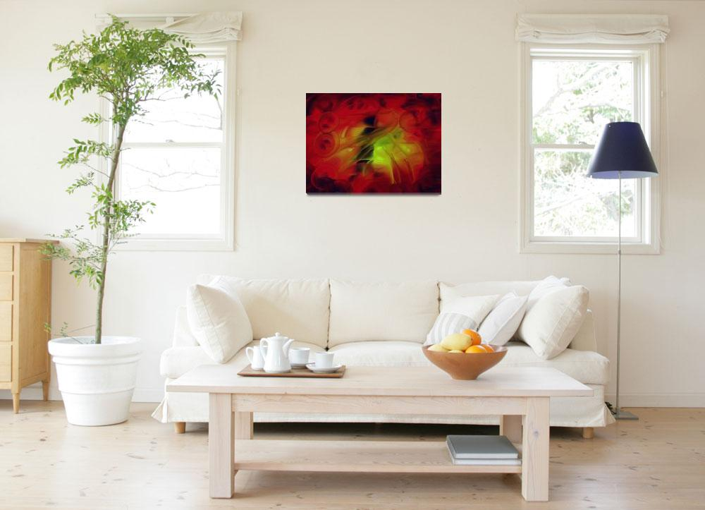 """Color Dance""  (2008) by Sari-Art"