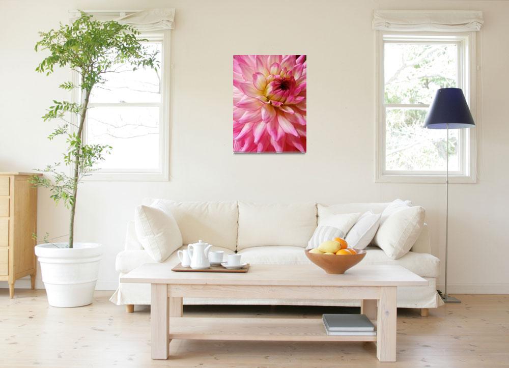 """Dahlia Flower&quot  by vpicks"