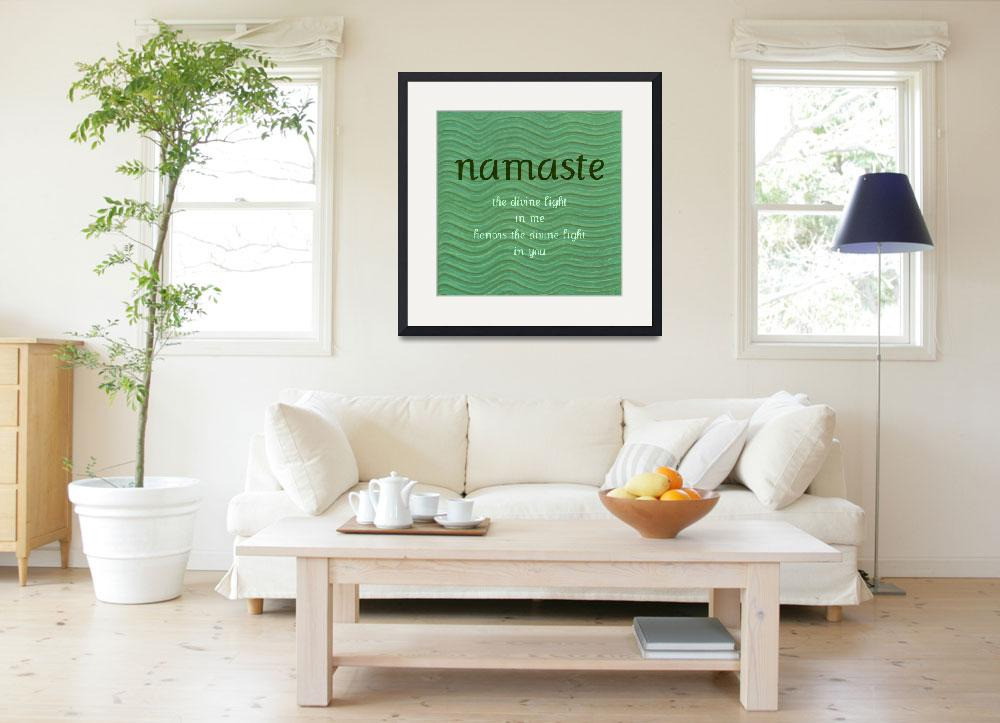 """""""Namaste 3&quot  (2013) by Michelle1991"""