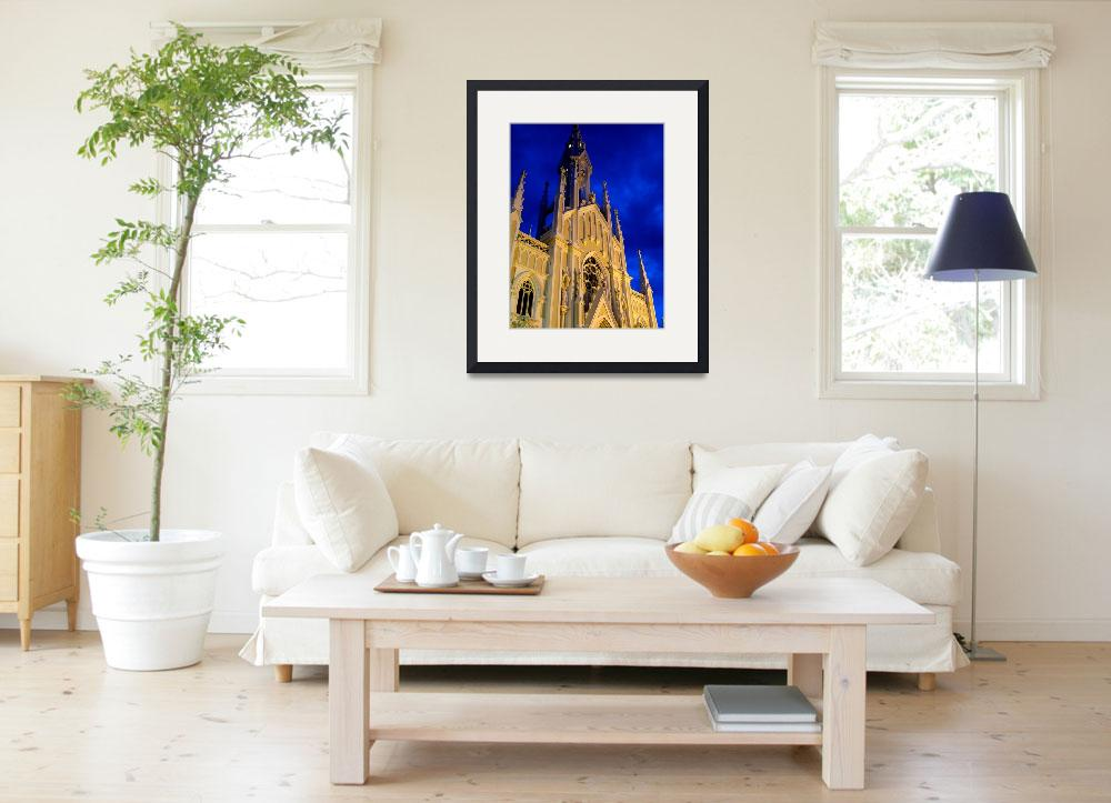 """""""Ubate Cathedral""""  by ChristopherK"""