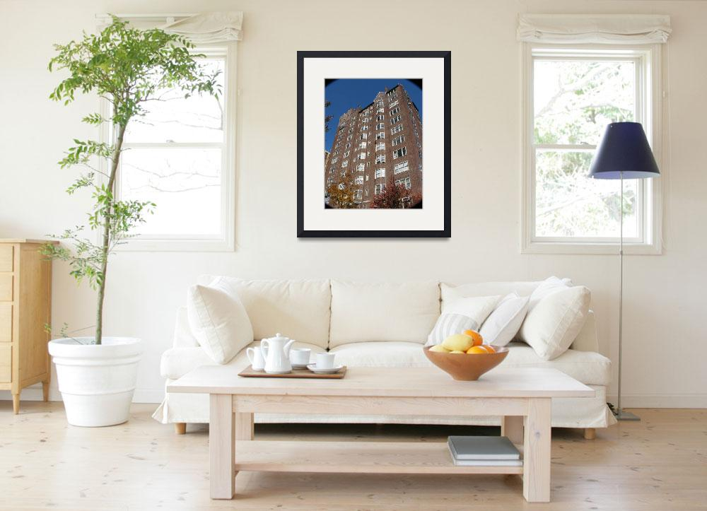 """""""Apartment Living""""  (2007) by MarksClickArt"""