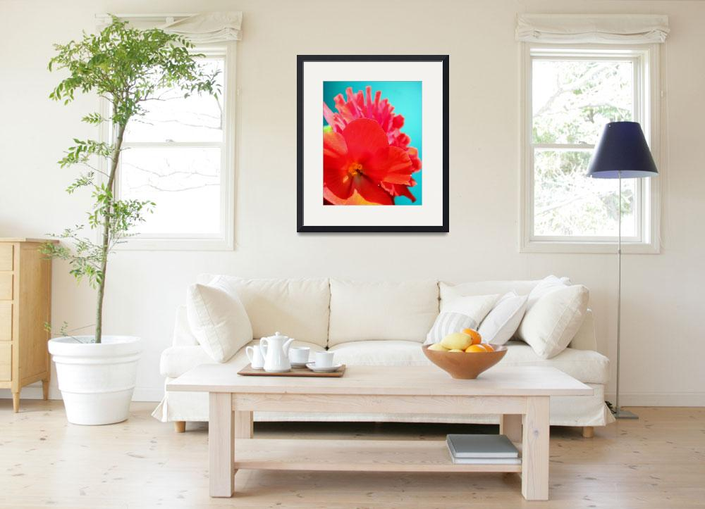 """""""bright flowers&quot  (2011) by MyTreasuredImages"""