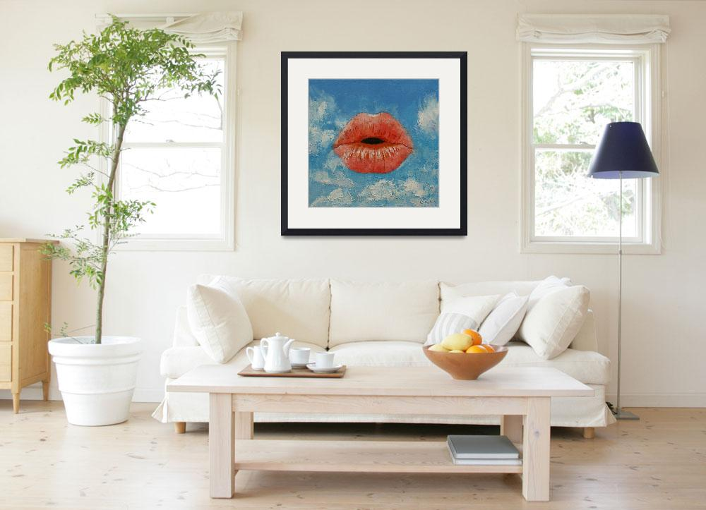 """""""Kiss""""  by creese"""