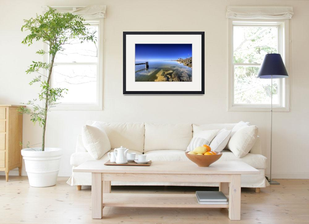 """""""Provincetown Panorama&quot  (2010) by Black_White_Photos"""