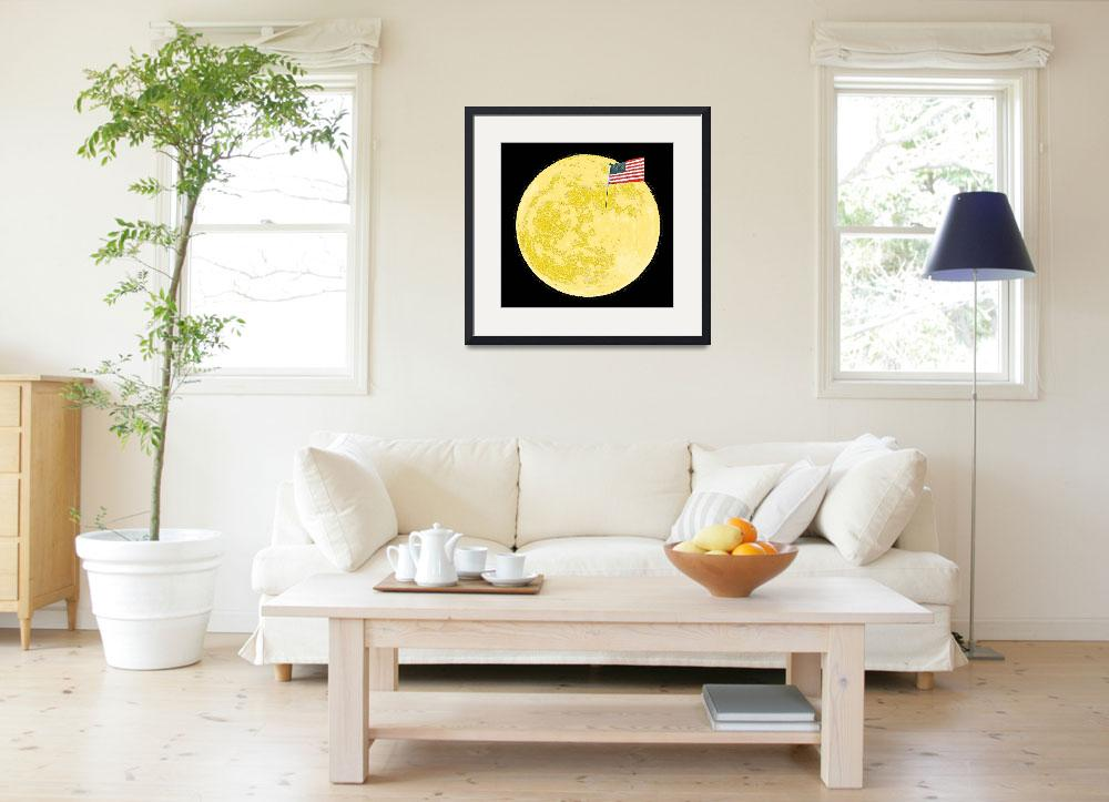 """""""Supermoon&quot  (2016) by ajc401"""