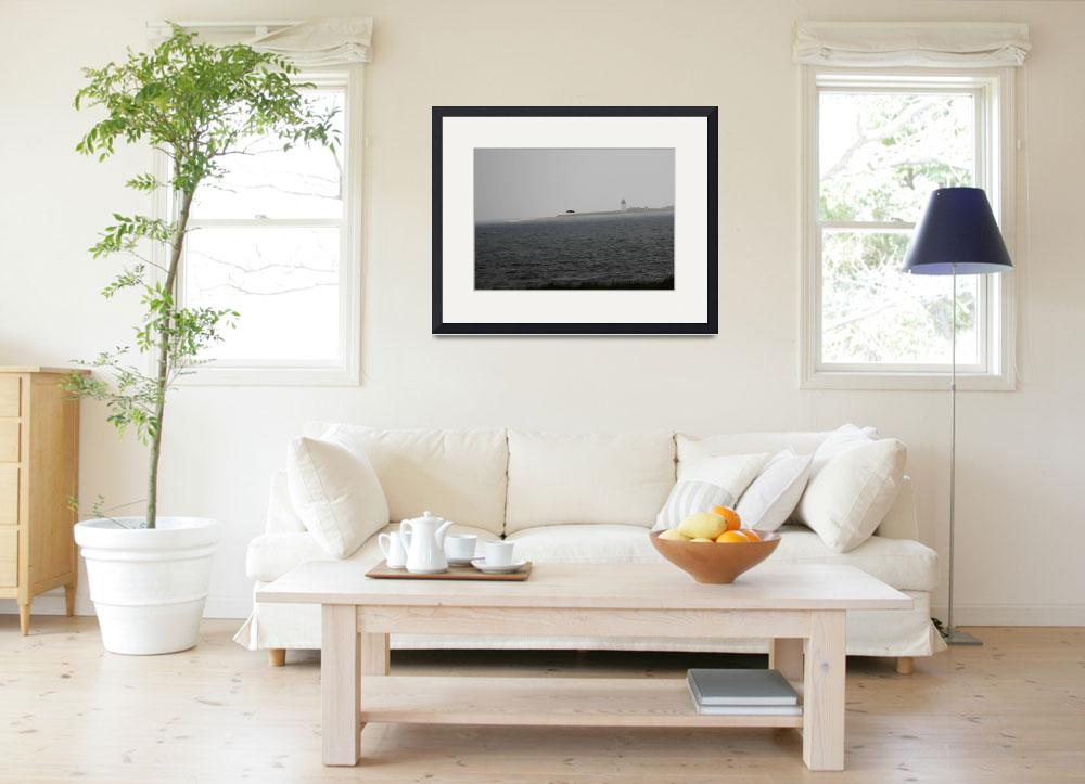 """""""Misty Outer Cape&quot  (2014) by Organic-Picsdotcom"""