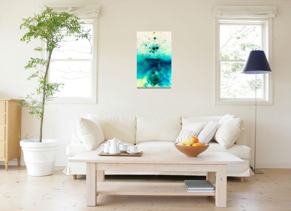 """""""Emission Nebula""""  by SirDouglasFRESHdotcom"""