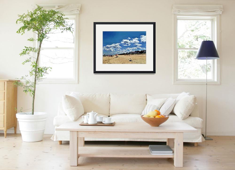 """""""Bethany Beach""""  (2014) by chrismontcalmo"""
