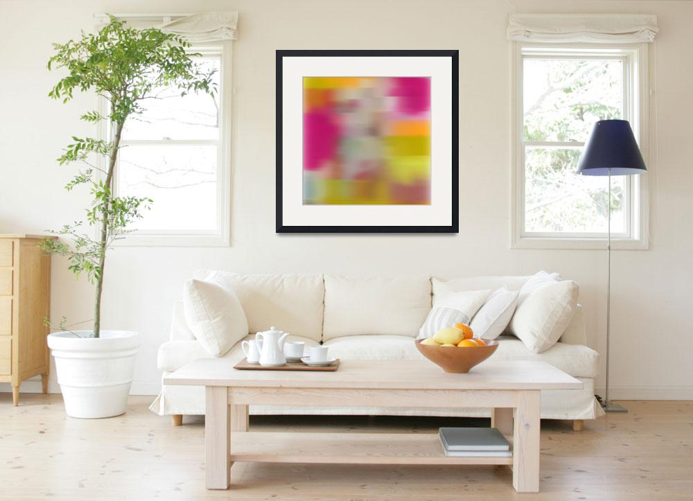 """""""Dreamy Abstract No 1F&quot  by Aneri"""
