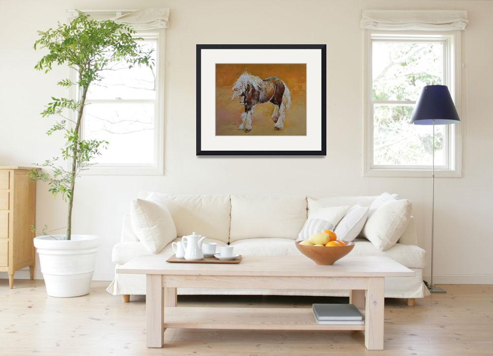 """""""Gypsy Pony&quot  by creese"""