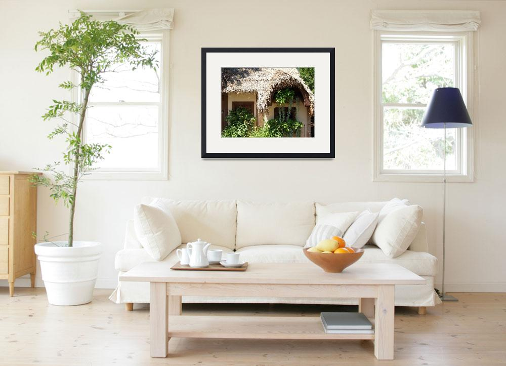 """""""Garden Cottage&quot  (2010) by GlendinePhotography"""
